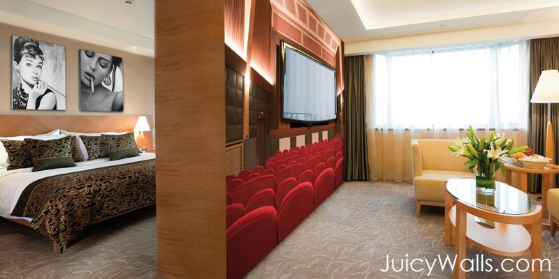 JuicyWalls - Bildtapete Themenzimmer