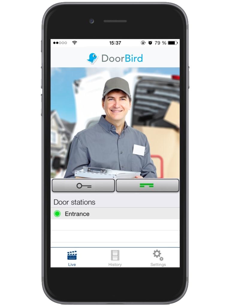 DoorBird-App