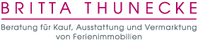 Britta Thunecke Logo