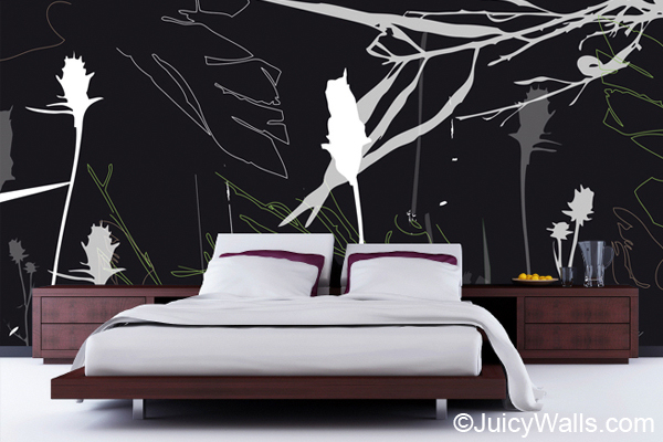 JuicyWalls - Bildtapete Schlafzimmer