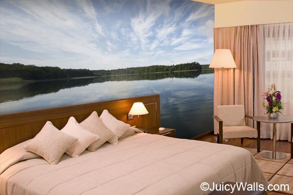 JuicyWalls - Bildtapete Hotel