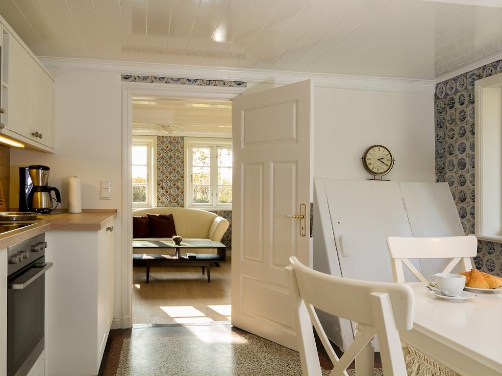 Bilder verkaufen - Beispiel: Innenaufnahme Ferienhaus