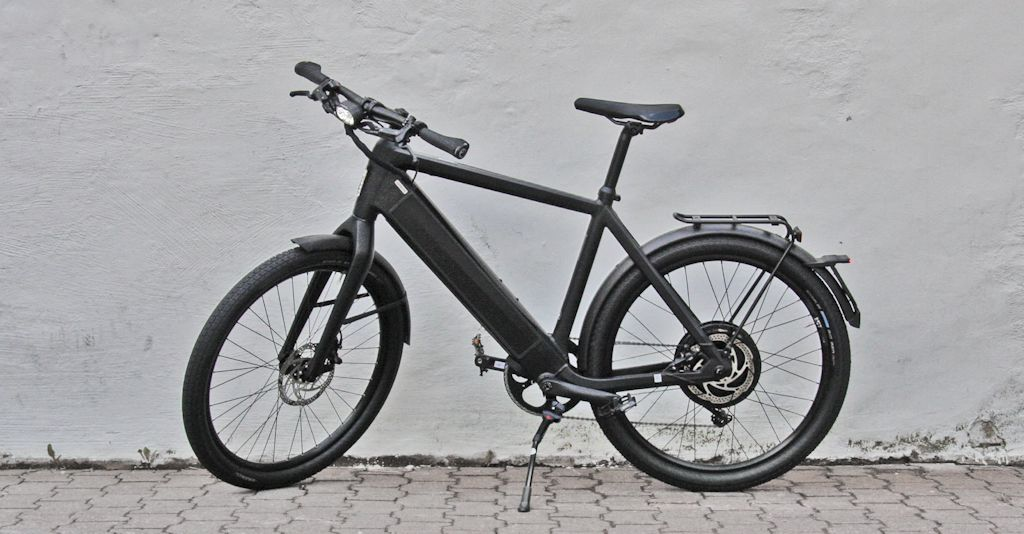 E-Mountainbike S-Pedelec