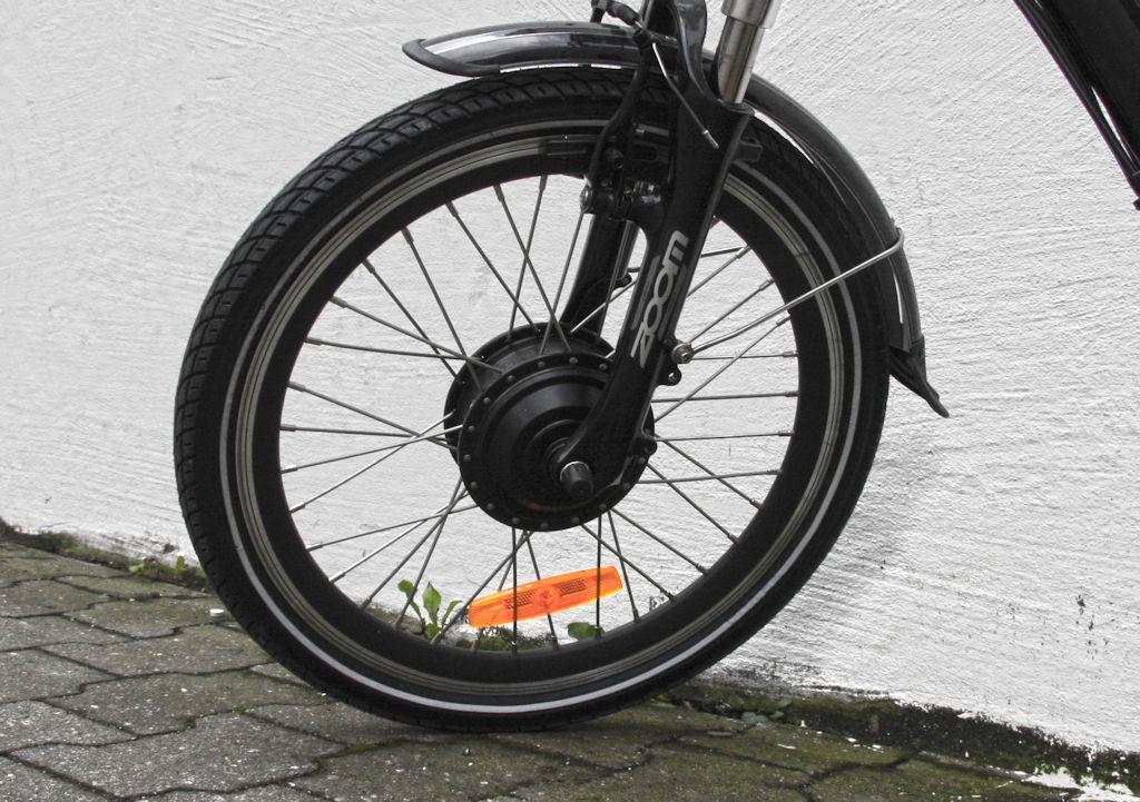 E-Bike Frontmotor