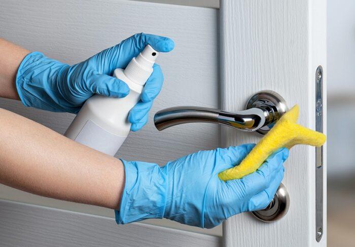 Hygiene und Desinfektion in der Ferienwohnung während COVID-19